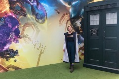 Jodie Whittaker, Doctor Who activation