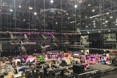 Liverpool M&S Bank Arena set up